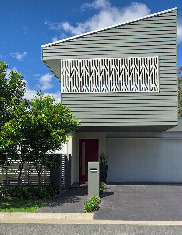Elysium Decorative Screens House With Custom Decorative Screens On Verandah